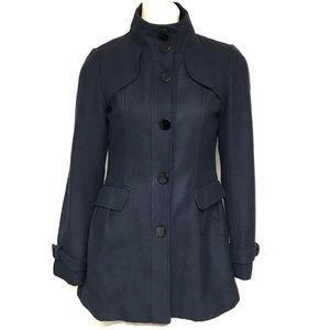Anthropologie promoted brand Pins&needles coat